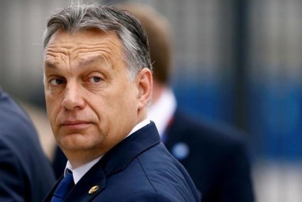 Венгерский премьер вслед за Путиным заявил о недоговороспособности Украины