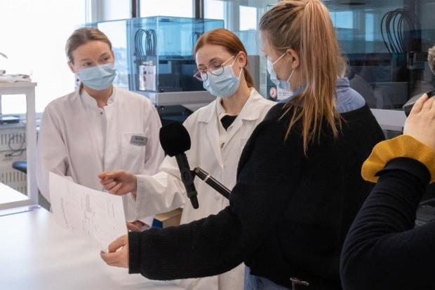 Нову мутацію коронавирусу неможливо виявити ПЛР тестом. Новини з Фінляндії
