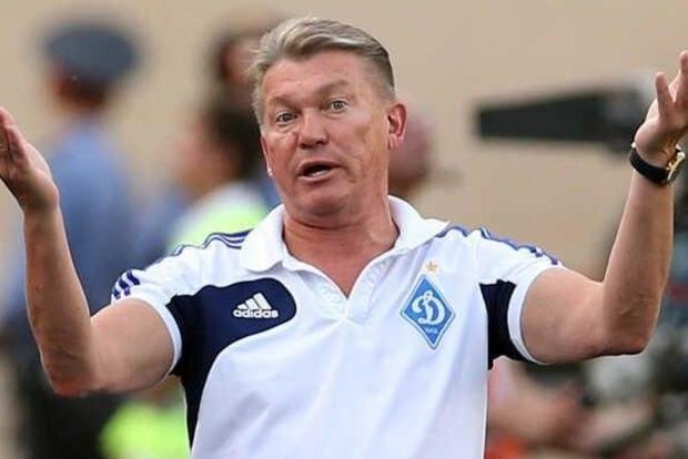 Олег Блохин резко высказался о новом тренере и заявил, что за такое Динамо он болеть не будет