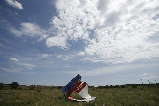 В «ДНР» голландским экспертам начали передавать обломки «Боинга МН-17»