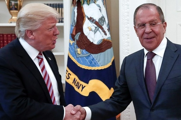 Россия готова передать в США запись встречи Трампа с Лавровым – Путин