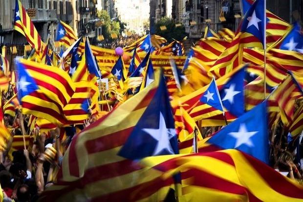 Украина поддержала Испанию после провозглашения независимости Каталонией