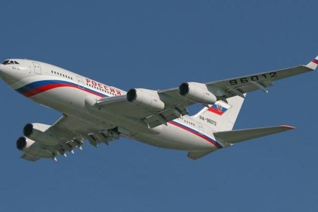 На правительственном самолете РФ, нарушившем границы Эстонии, летел Лавров