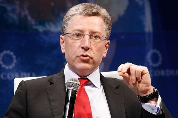 США не признают аннексию Крыма и после деоккупации Донбасса – Волкер