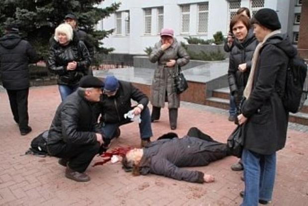 Дело хмельницких СБУшников, убивших двоих протестующих, передают от Матиоса Горбатюку - источник