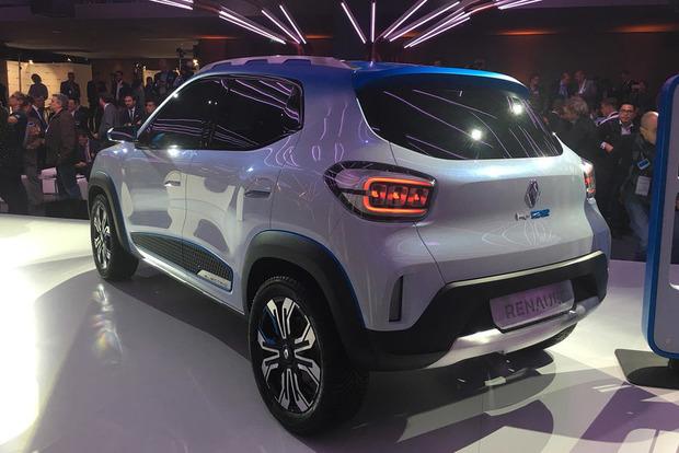 Революция на авторынке: Renault выпустила бюджетный электромобиль