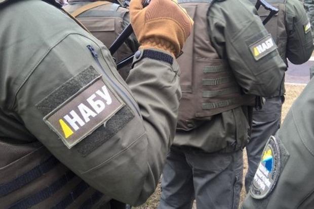 В ГПУ признались, что задержанный взяточник проходит по делу как экс-работник НАБУ