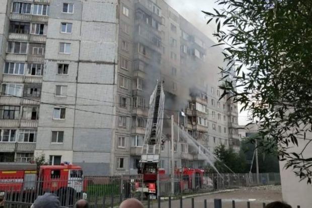 Взрыв бытового газа в жилой многоэтажке в Ярославле. Среди жертв - ребенок