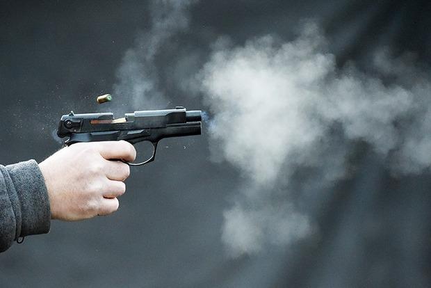 Установлена личность мужчины, которого вчера расстреляли в Киеве