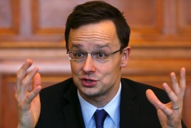 Венгрия отказалась от поддержки Украины в международных организациях