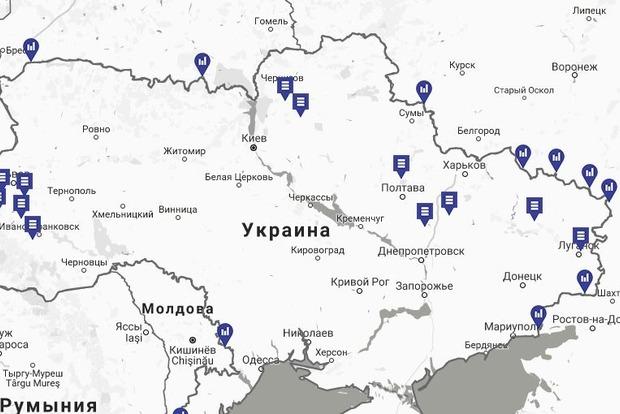 Украина почти за два месяца сожгла 9% запасов газа