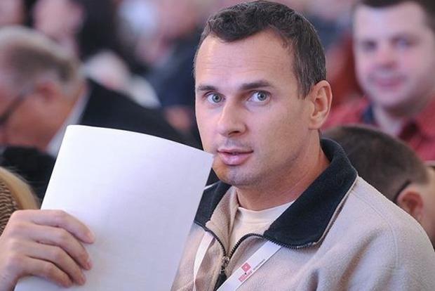 В РФ опровергли информацию о резком похудении Сенцова