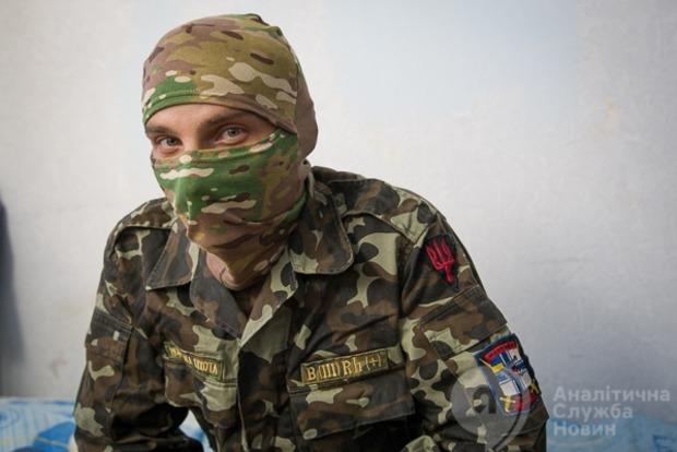 Фантомовец с позывным Назар: Там за каждого убитого снайпер получает деньги
