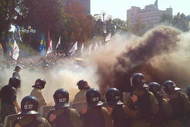 Бросавший гранату в нацгвардейцев под Радой получит пожизненный срок - Геращенко