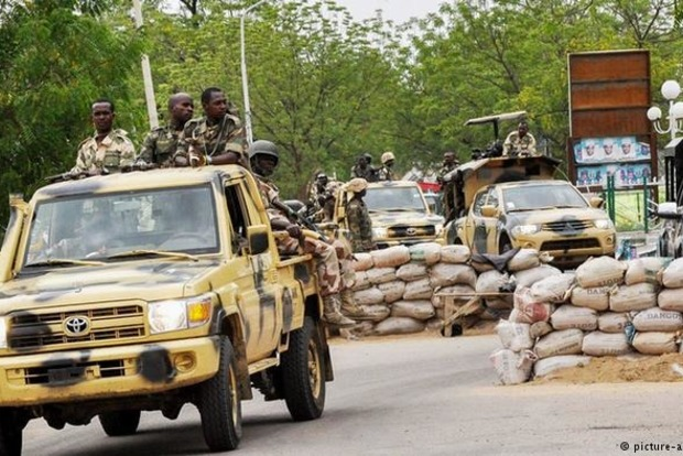 Три смертницы убили 13 человек в Нигерии