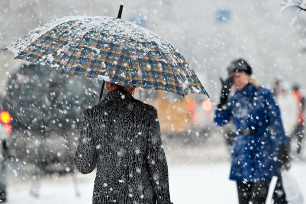 Синоптики сообщили, когда Украину накроет первый снег
