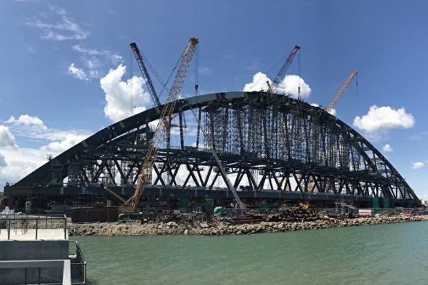 Украина пожалуется в международную организацию из-за Керченского моста