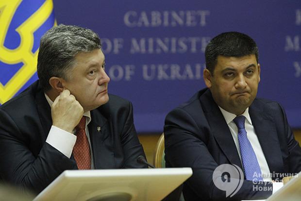 До понедельника Порошенко подпишет пенсионную реформу - Гройсман
