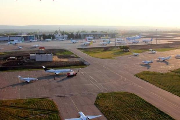 У ЄС можуть визнати небезпечними для польотів аеропорти Харків, Дніпропетровськ і Запоріжжя