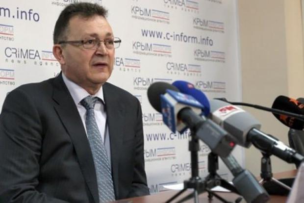 ВКиеве схвачен прежний руководитель Министерства здравоохранения аннексированного Крыма