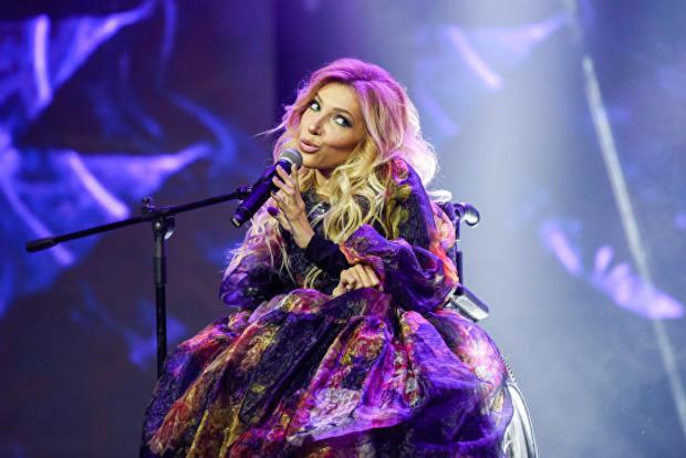 Самойлова будет представлять Россию на Евровидении-2018