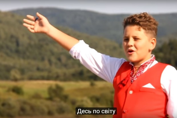 Дети из Дрогобыча потрясающе перепели Despasito на украинском языке