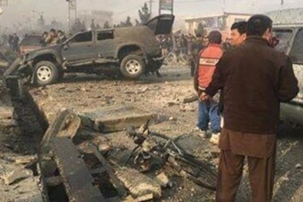Мощный взрыв в Кабуле, ранен местный депутат