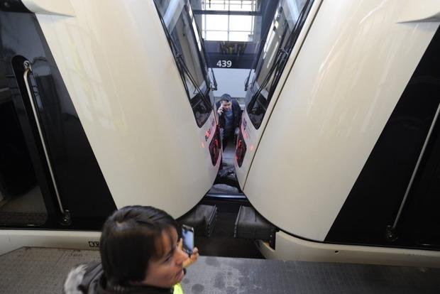 В Будапеште столкнулись два поезда метро: десять пострадавших