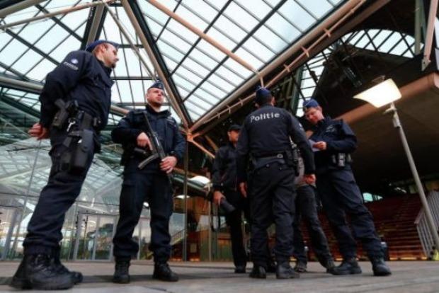 Полиция Бельгии арестовала двух человек в ходе антитеррористической операции