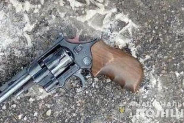 В Днепре после ДТП мужчине прострелили глаз