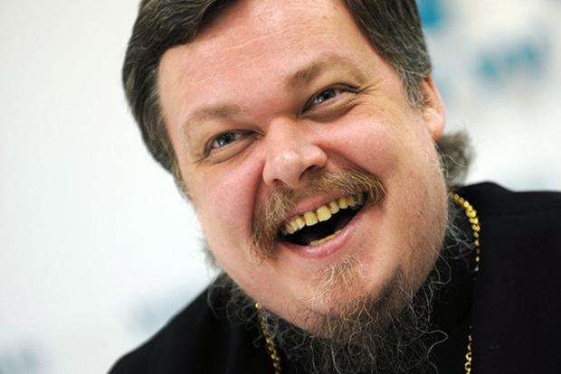 Госкомтелерадио запретил ввозить книгу первосвященника  РПЦ, призывавшего квойне с Украинским государством
