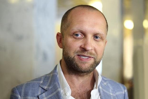 Народный депутат Поляков объявил обизменении статуса вделе опровокации подкупа НАБУ