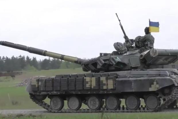 Украинские танкисты заняли пятое место в танковом биатлоне НАТО. Впечатляющее видео