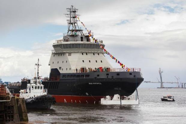 ВМФ России получил новый ледокол