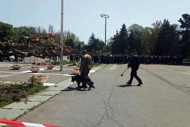 Минирование Куликова поля в Одессе оказалось ложным, один задержанный