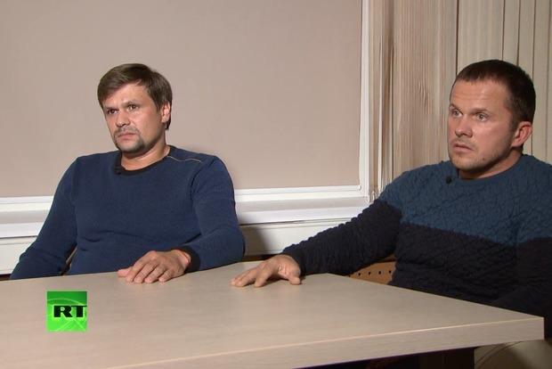 Журналісти набрали номер телефону з документів Петрова і потрапили в Міноборони
