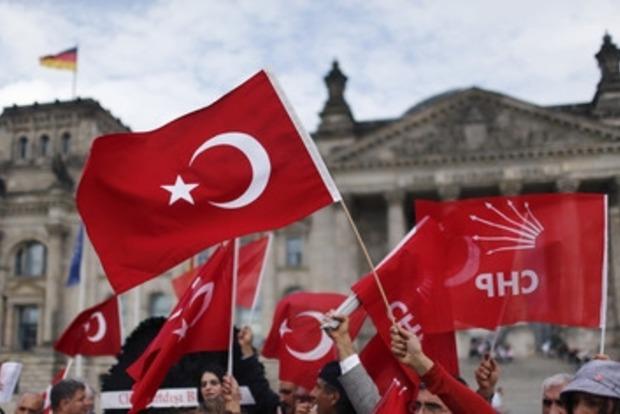 Турция отзывает посла из Германии