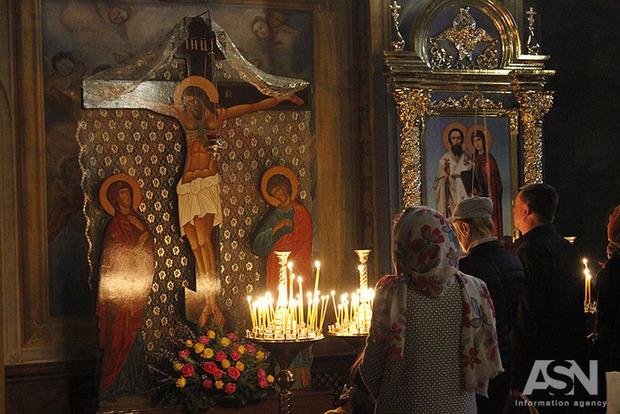 Христос Воскрес!. Украина празднует Пасху