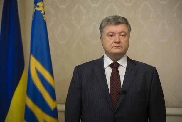 Порошенко резко высказался о российских выборах в оккупированном Крыму