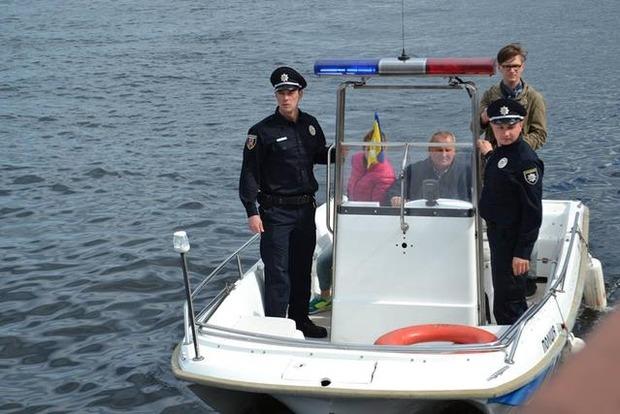 В Черкассах начал работу водный патруль