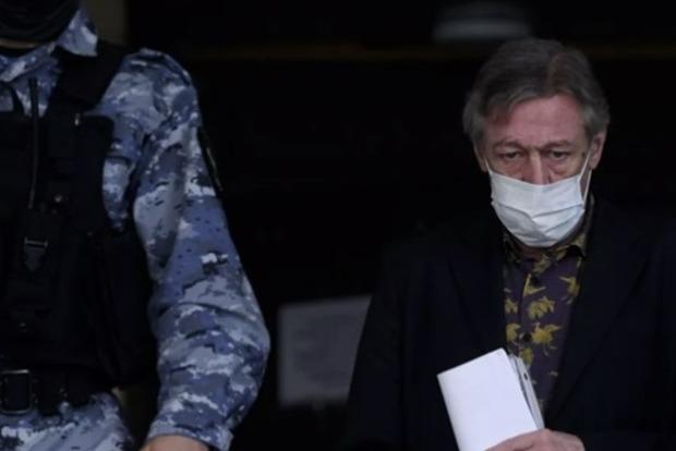 Суд по Ефремову прекратили. Всех эвакуировали