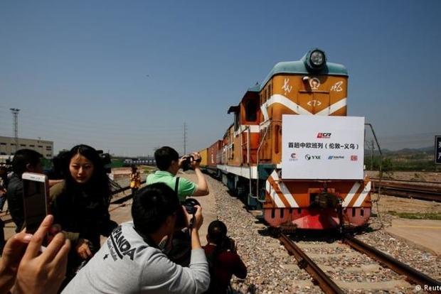 Китай даст $124 млрд на «новый Шелковый путь»