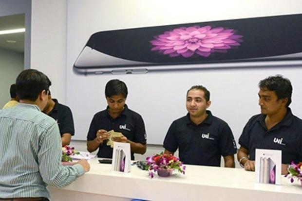 Apple начнет производство iPhone в Индии