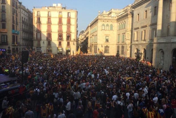 Госдеп прокомментировал объявление независимости Каталонии