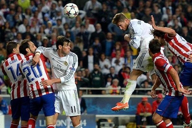 «Реал» стал вторым финалистом Лиги чемпионов, хоть и проиграл «Атлетико»
