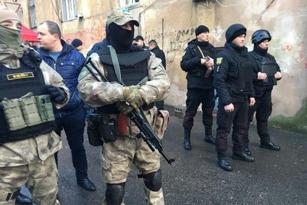 Фото к материалу: Стрілянина в Одесі: в поліції повідомили про другого загиблого