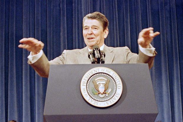 Про президента США Рейгана снимут сериал