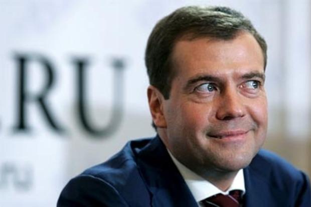 Медведев: РФ готова бесплатно поставлять газ в оккупированный Донбасс
