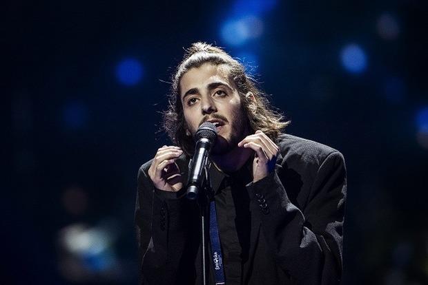 На «Евровидение-2017» победил певец из Португалии