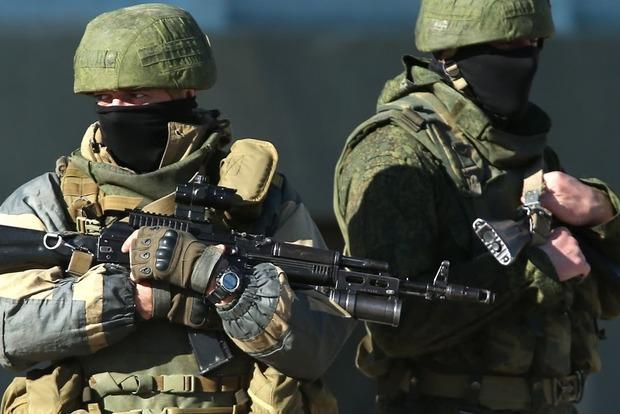 Аннексия Крыма: сколько российский оккупантов захватывали полуостров